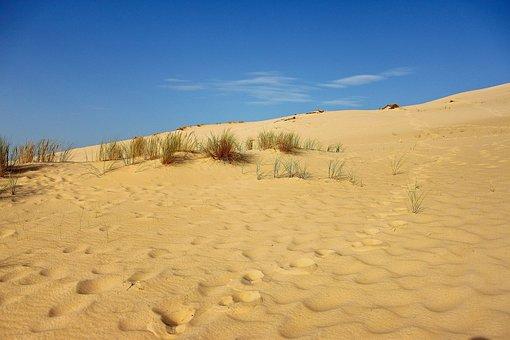 Sand, Dune, Dune Pyla You, Sand Dune, Sand Beach