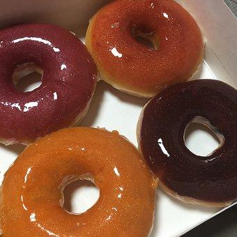 Donut, Mellowness, Daldalhan, Shimmer Topping