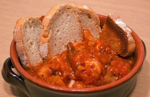 Cacciucco, Soup, Italian Cuisine, Typical Dish
