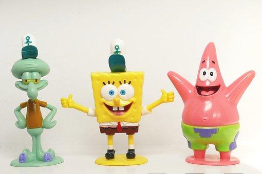 Squidward, Spongebob, Spongebob Squarepants