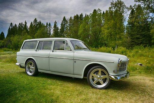 Car, Vehicles, Volvo, Amazon, 221, Classic, Sweden