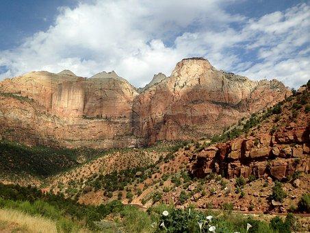 Arizona, National Park, Park, Nature, Usa, Desert