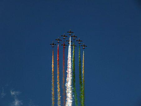 Frecco Tricolore, Air Force Days, Airshow