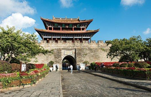 Dali, Yunnan Dali, Ancient Architecture
