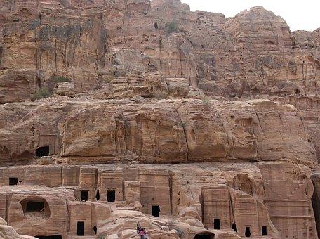 Petra, Jordan, Near East, Unesco, Nabataeans, Canyon