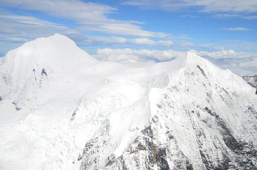 Mount Mckinley, Alaska, Overflew