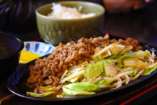 Mouth-watering, Pan-fried Beef Dish, Yummy, Delicious