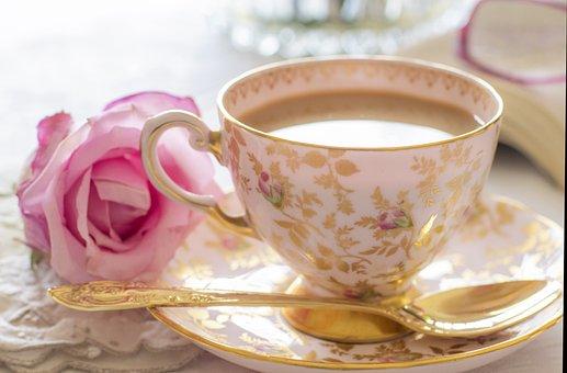 Coffee, Tea, Tea Cup, Cup, Drink, Mug, Hot, Cafe