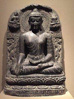 Buddha, Statue, Religion, Sculpture, Asia, Ancient