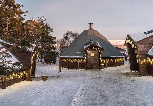 Tromso, Norway, Scandinavia, Architecture, Landscape
