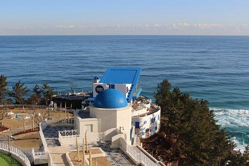 Three Sea, Beach Shoot Three, Daemyung Resort