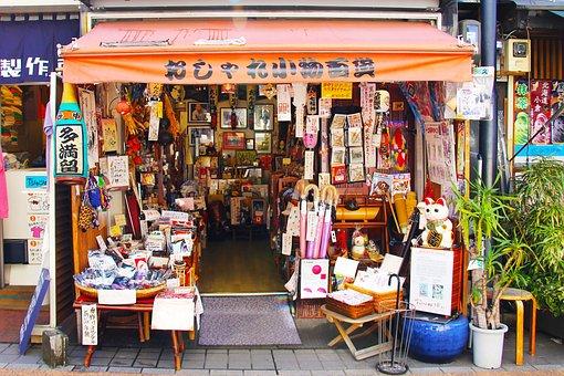 Cat, Town, Cat Town, Yanaka, Ginza, Tokyo, Japan