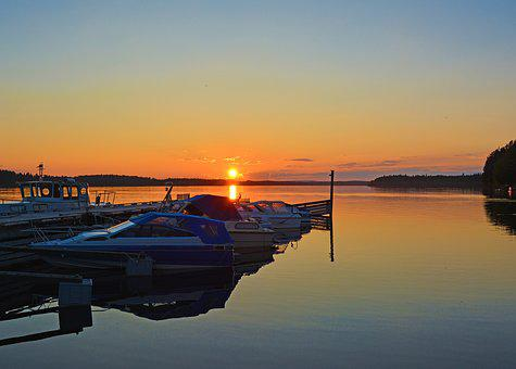 Vattudalen, Sweden, Jämtland, Upstream Vattudal