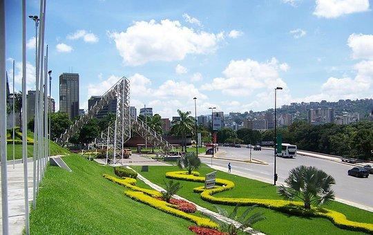 Cities, Caracas, Venezuela