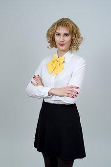 Business Woman, Business Man, Business, Businessman