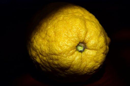 Citron, Cedrat, Citrus Fruit, Healthy, Vitamins, Fruit