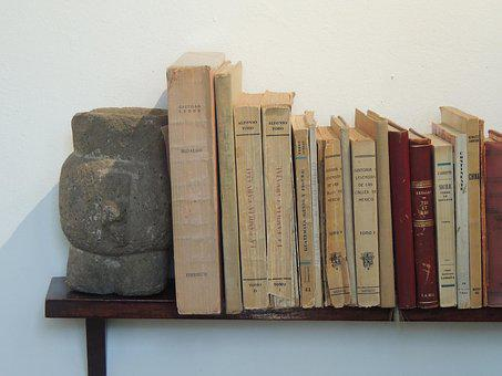 Books, Frida, Kahlo, Old