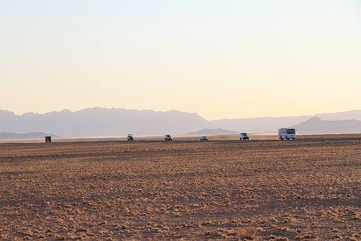 Caravel, Runway, Rally, Desert, Wide