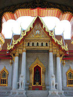 Thailand Temple, Marble Temple, Wats, Buddhism