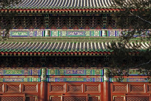 The Old Summer Palace, Building, Ancient Architecture