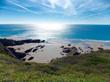 Whitsand, Beach, Cornwall