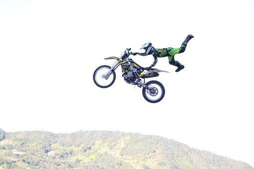 Volar, Motorbike, Motorcycle, Bike, Motor, Ride, Speed