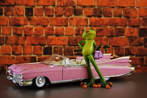 Cadillac, El Dorado, Frog, Chick, Arrogance, Lady, Fun