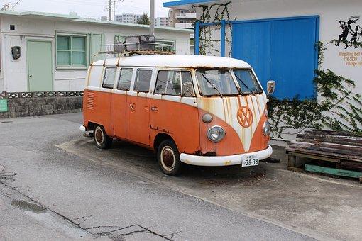 Okinawa Prefecture, Car, Minato River