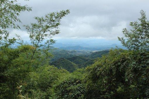 Chiangrai, Nature, Mountains, Travel, Thailand