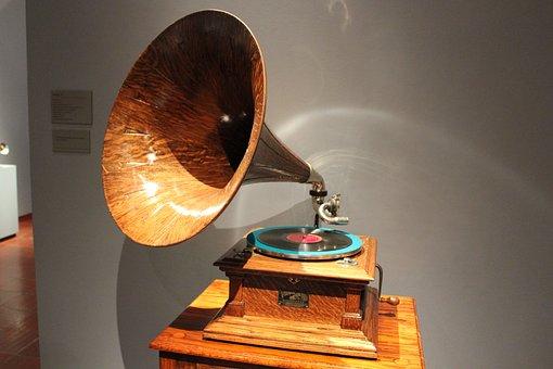 Gramafono, Disk, Music, Todadiscos, Old, Lp