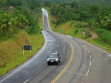 Ecological Road, Bahia, Atlantic Forest