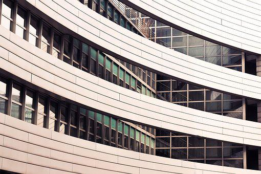 Architecture, Modern, Building, Facade, Home