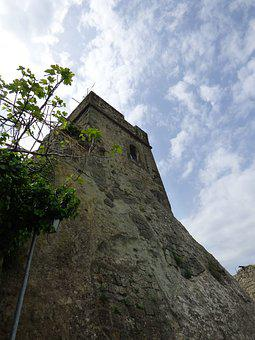 Ischia, Forio, 2016, Watchtower