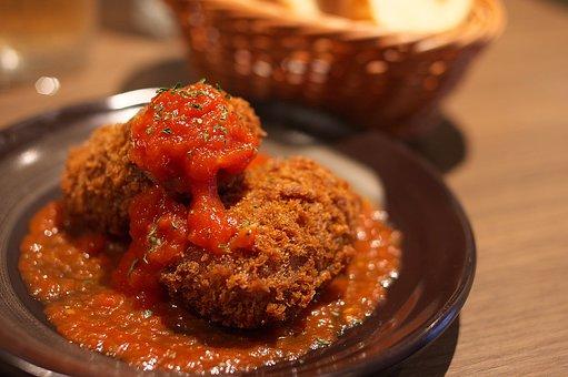 Barta, Crab Cream Croquette, Kichijoji