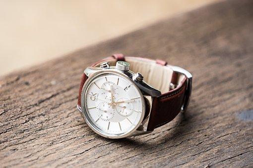 Watch, Wood, Leather, Luxury, Brown, Macro, Man