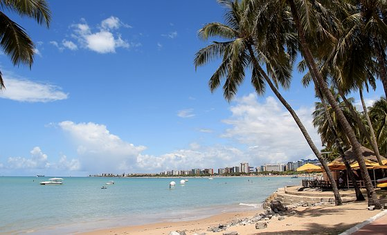Maceió, Brazilian Beaches, Alagoas, Beach Northeast