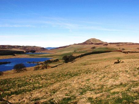 Scotland, Hills, Mountains, Scenic, Scottish, Landscape