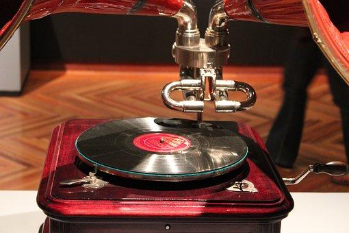 Gramafono, Disk, Elepe, Music