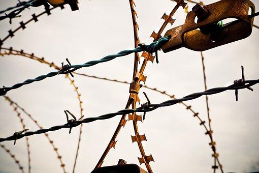 Barbed Wire, Natodraht, Secure, Razor Wire