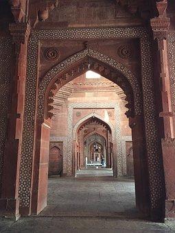 India, Taj Mahal, Temple, Agra, Taj, Mahal