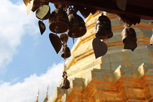Chiangmai, Temple, Religion, Asia, Thai, Thailand