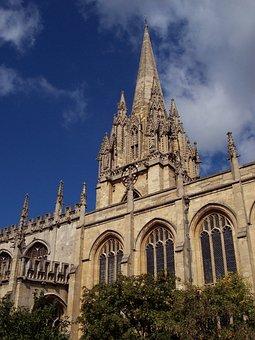 Oxford, University, England