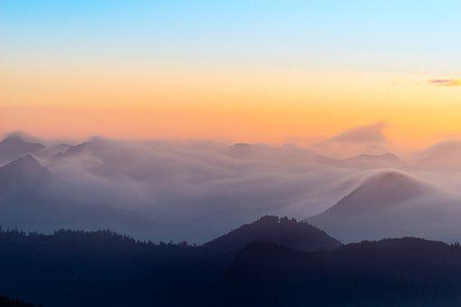 Germany, Bavaria, Alpine, Southern Germany, Nature