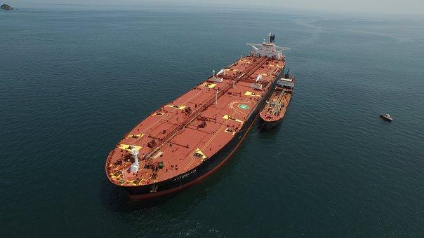 Super Oil, Astipalaia, Coast Of Panama