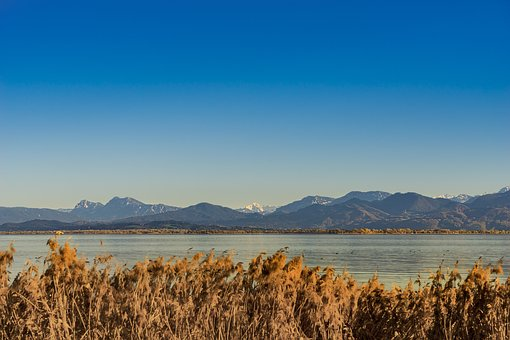 Alpine, Bavaria, Mountains, View, Chiemgau, Chiemsee