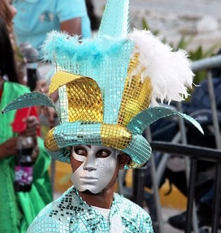 Mask, Carnival Mask, Masquerade, Carnival, Man