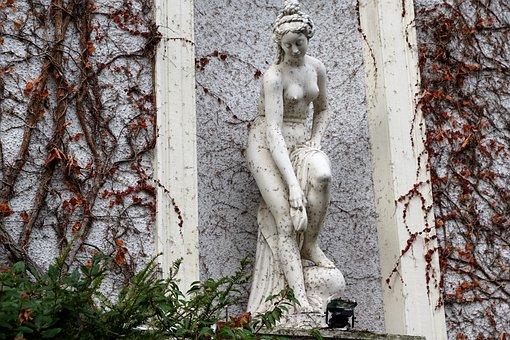 Baden Baden, Statue, Art, Culture, Baden Württemberg