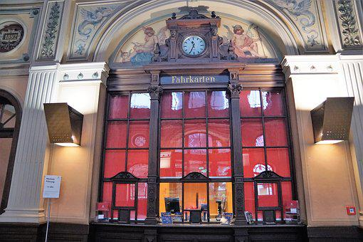 Baden Baden, Germany, Home, Festival Hall, Culture, Art