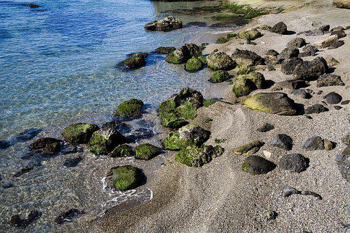 Rocky, Coastal, Nature, Stone, Marine, çaycuma, Filyos