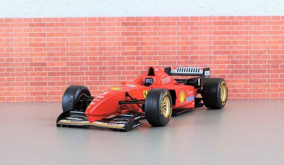 Ferrari, F310, Formula 1, Michael Schumacher, Auto
